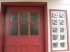 玄関ドア ガラスブロック